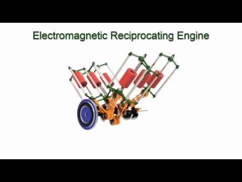 Magnetic Acceleration Two Piston Motor Doovi
