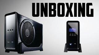 Unboxing Gaveta Externa p/ HD Rosewill SATA 3,5' USB 3.0 Alumínio - RW-RX304-APU3-35B