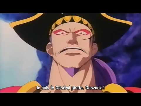 One Piece OAV 1   Vaincre! Le pirate Ganzack