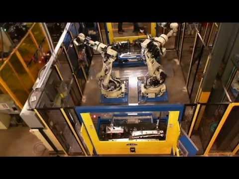 Robot Video - TecFlex Welding System