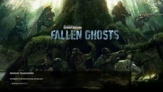 Ghost Recon Wildlands : Fallen Ghosts Live