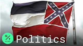 Mississippi Is Taking Steps To Remove Confederate Emblem From State Flag