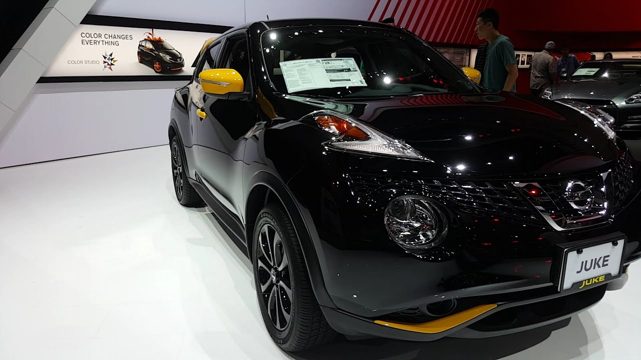 2016 nissan juke stinger edition first look youtube for Neuer nissan juke 2016