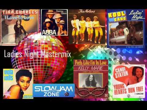 Ladies Night Mastermix (100-120bpm)