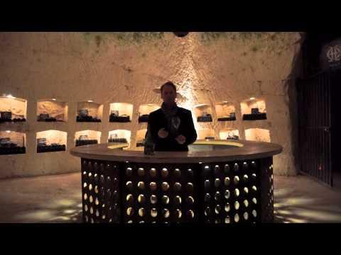 Champagne Charles Heidsieck besöks av Fredrik Schelin