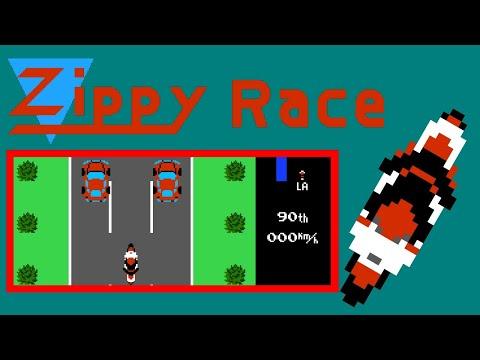Zippy Race (FC) | Playthrough