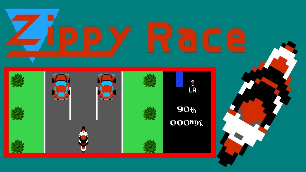 Zippy Race game Irem