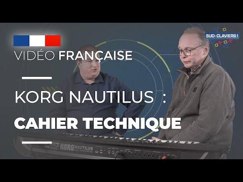 Korg NAUTILUS : Présentation technique