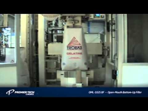 Fully Automatic Bottom-Up Bag Filler (OML-1025 BF)