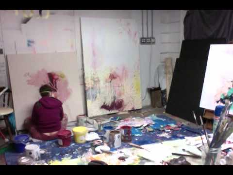 studio artist  #2
