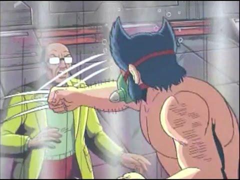 X-Men The Animated Series Wolverine Adamantium Bonding