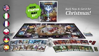 [OLD] Skytear: the card-driven tabletop MOBA miniatures game