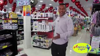 Baixar Locutor Madson Gravando para Record TV - Comercial América Lagos