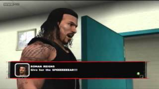 wwe 13 total divas backstage discussion with the shield episode 2 p 7 8