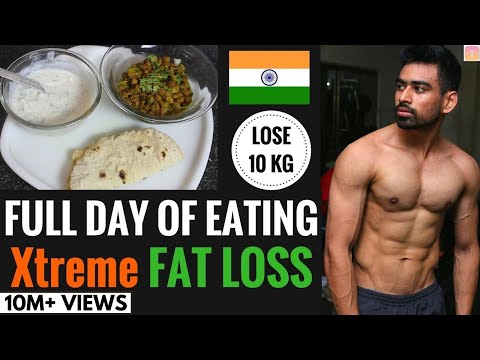 Full day of Eating Extreme Fat loss Diet Lose 10 Kg