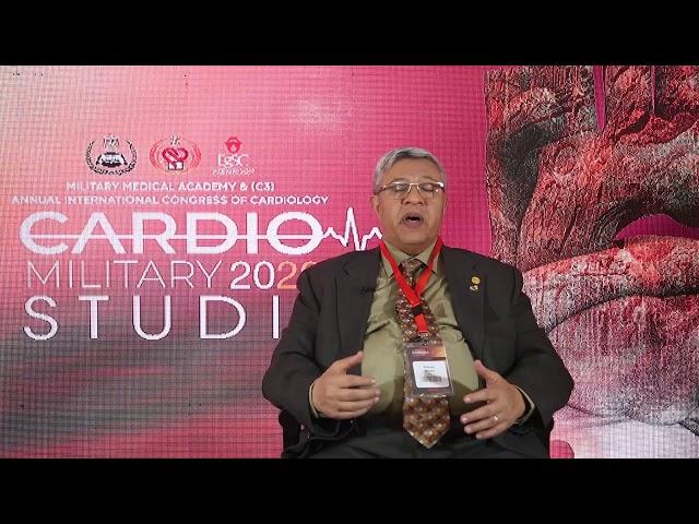 الدكتور أحمد مجدى يتحدث عن رفع توعية المرضى عن الأزمات القلبية و كيف يطلب المساعدة