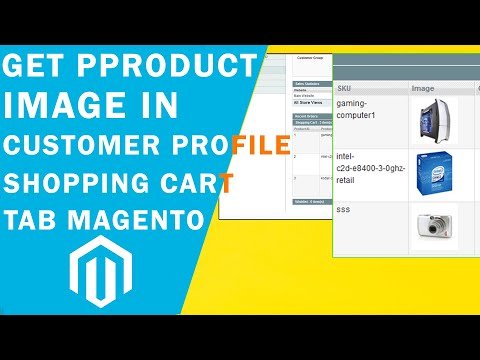 How to get cart product image in magento admin panel in shopping cart tab