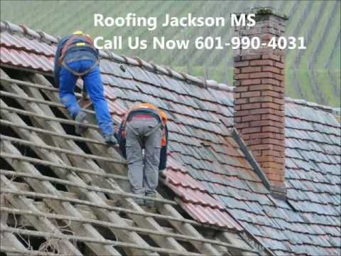 Roofing Jackson MS | (601) 990-4031 Call Us Today!