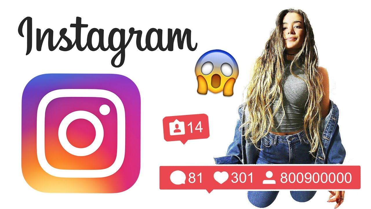 Instagram HACKS to Get INSTA FAMOUS FAST - YouTube
