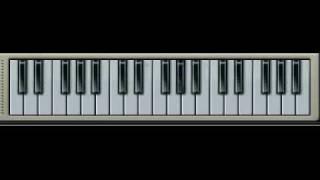 Vaaranam aayiram  - nenjukkul peithidum - Keyboard  / Piano Training