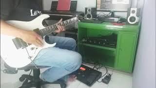 Gambar cover Roda kehidupan - Rhoma Irama -  Guitar cover by : Arnos Kamjet