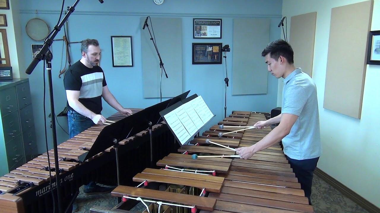 Percussion Ensemble   Department of Music   CCA - Miami