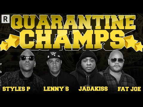 """Fat Joe & Lenny S On Eminem & JAY Z's """"Renegade"""" Record, Jadakiss, Styles P & More   Drink Champs from YouTube · Duration:  1 hour 42 minutes 36 seconds"""