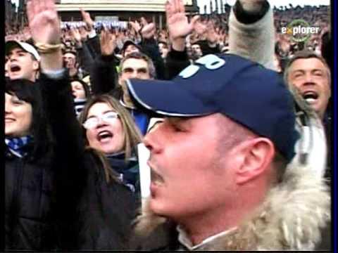 BBC Documentary - Roma/Lazio and River/Boca, Bulgarian Subtitles