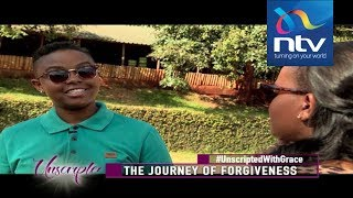 Christine Makena shares her journey of forgiveness || Unscripted with Grace