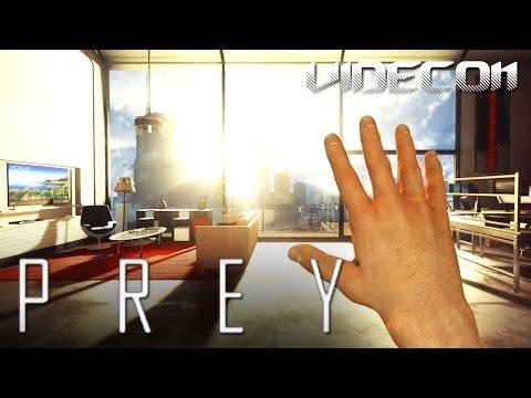 Prey: Gameplay Debut Trailer (Español) – Prey 2017 PS4, Xbox One, PC