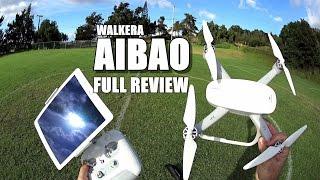 WALKERA AIBAO - Full Review - [Unbox, Inspection, Setup, Flight Test, Pros & Cons]