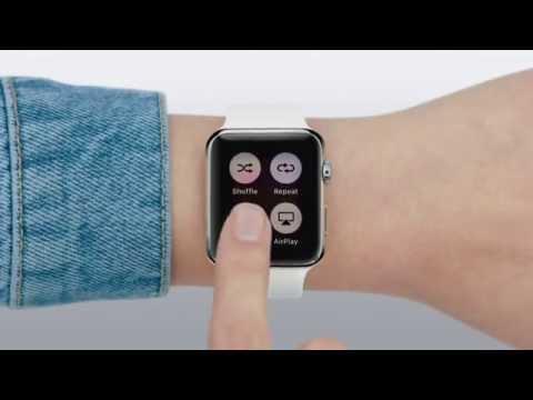 Apple Watch видео инструкция на русском - Музыка