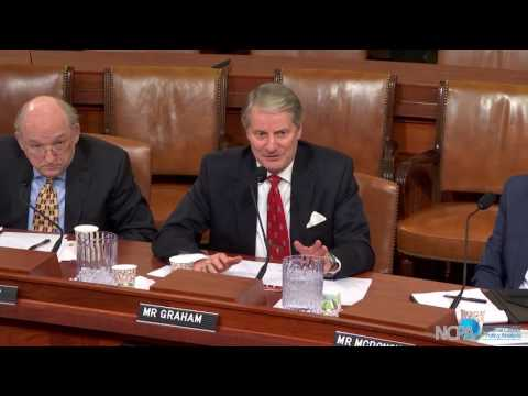 John R. Graham Testimony for House Ways & Means Committee