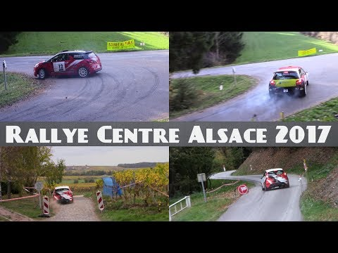 Rallye centre Alsace 2017 by GT Rallye [Full HD]