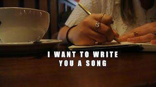 One Direction - I Want To Write You A Song (stripped cover)