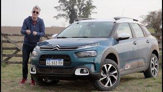 Citroën C4 Cactus (Mercosur) Shine 1.6 THP - Test - Matías Antico - TN Autos