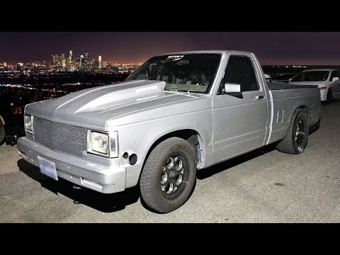 Vegas vs L.A. - Street Racing SHOOTOUT!