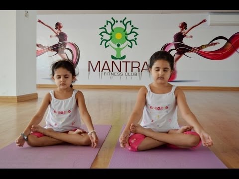 Kids Yoga Dubai  Business Bay  Emirate Hills  Old Town  Down Town  Mantra Fitness Club with Shaji