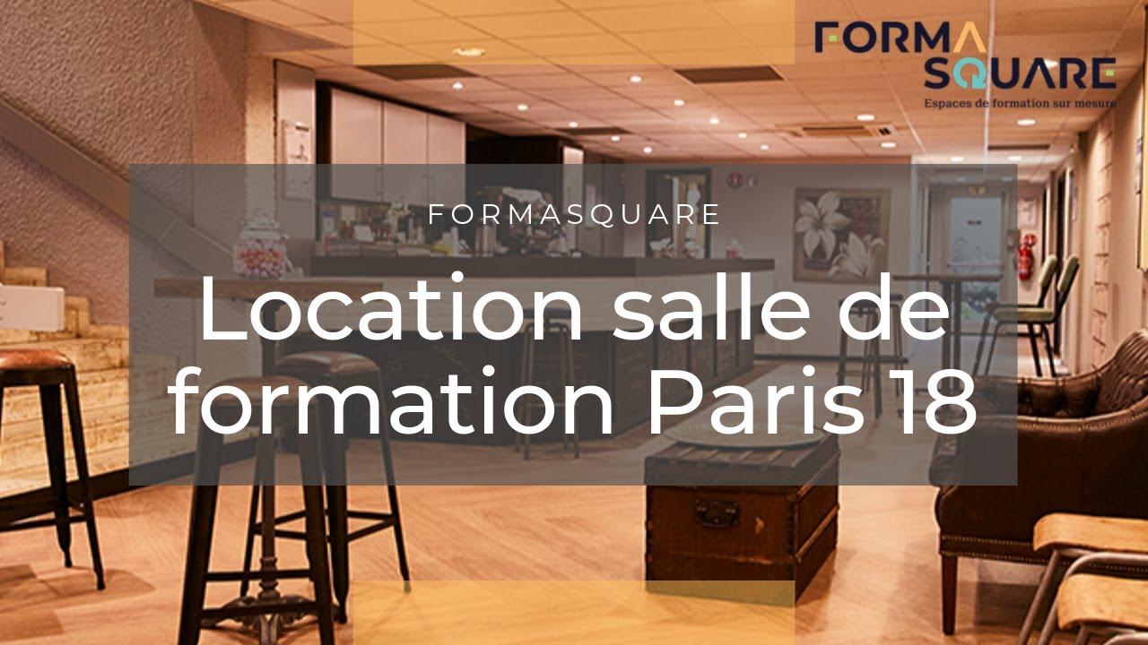Formasquare Location Salle De Formation Paris 18 Formasquare