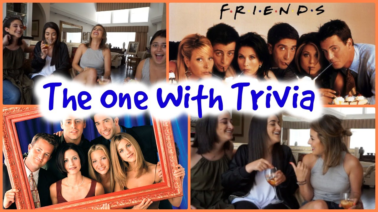 FRIENDS Trivia with Family