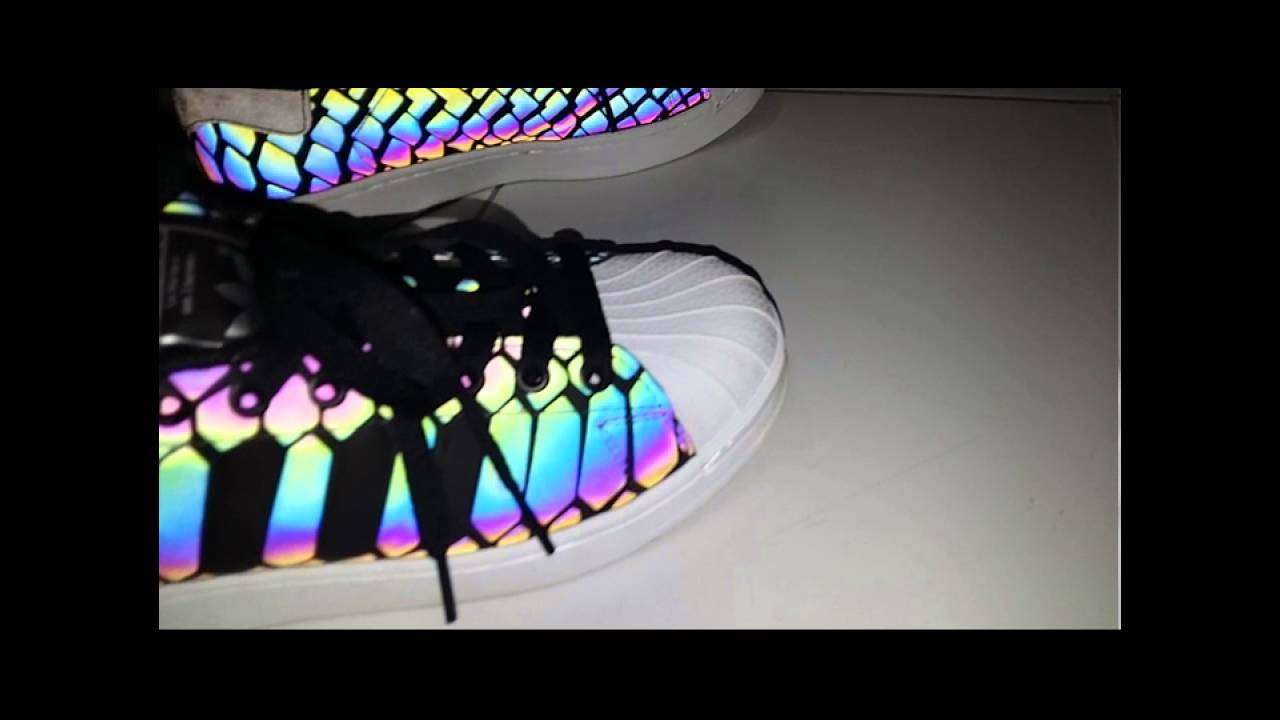 520d39493eb0 sale retailer Detail Adidas Superstar Xeno Reflective! - YouTube e3be1  562af  sale retailer HOW TO MAKE ADIDAS SUPERSTARS ...