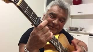 "Gipsy kings Nicolas Reyes cantando ""gitana gitana"" de Manzanita 2017"