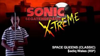 Space Queens (Classic) - $adiq Wales