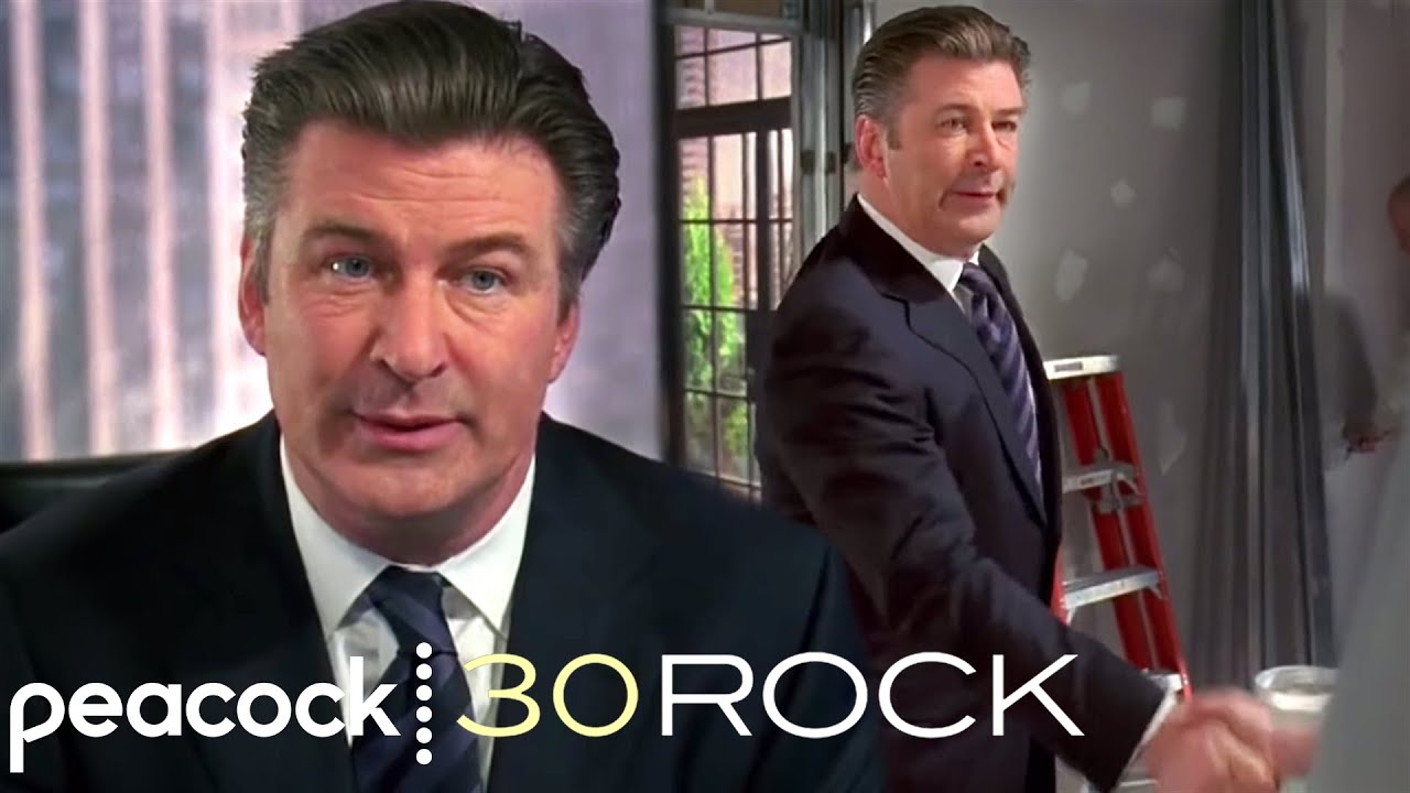 Download Jack Donaghy Glorious Entrance (First Scene) - 30 Rock