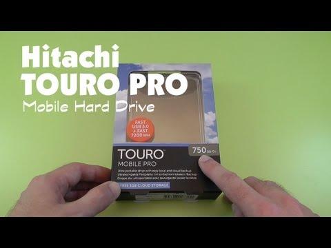 Hitachi Touro Mobile Pro Speedtest & Review | Geekanoids