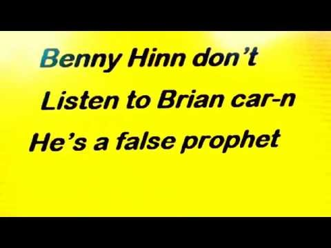 Benny Hinn exposed Brian carn the public needs to know 6-28-2016