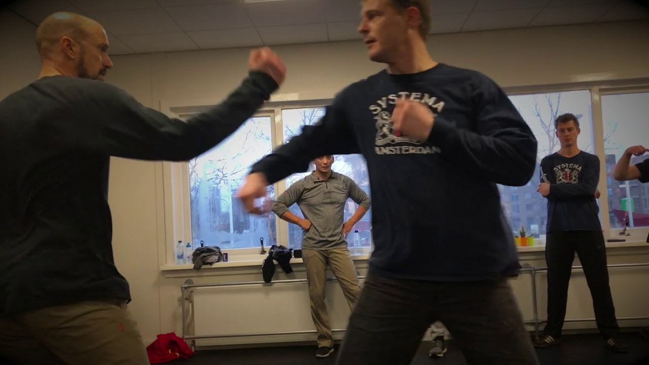 Download Systema Amsterdam   soft sparring drill