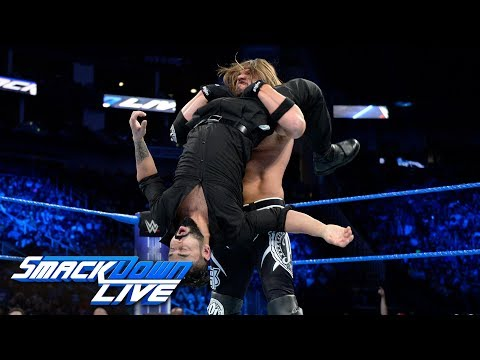 Thumbnail: AJ Styles calls out Jinder Mahal for a WWE Championship Rematch: SmackDown LIVE, Nov. 21, 2017