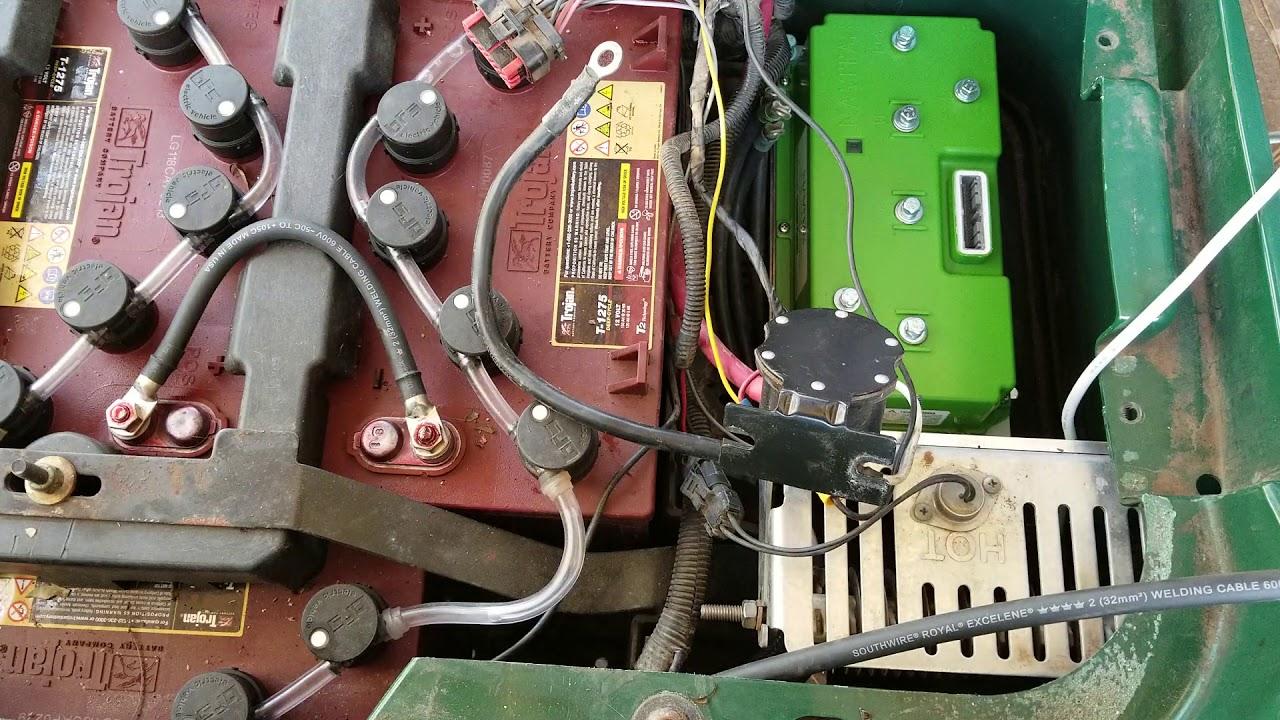 2008 48v ezgo rxv danaher to navitas 600 amp tac 1 0 controller2008 48v ezgo rxv [ 1280 x 720 Pixel ]