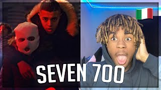 Rondo, Neima Ezza, Sacky, Keta, Kilimoney, Vale Pain - SEVEN 7oo REACTION !!! 🇮🇹